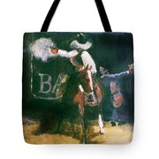 The Lord Helps Them...a Study Tote Bag