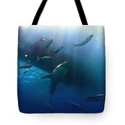 The Lord Of The Ocean Tote Bag