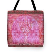 The Lord's Light Is The Man 's Soul Tote Bag