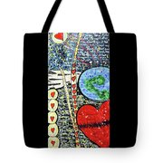 The Lord's Prayer Tote Bag