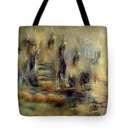 The Lost City By Sherriofpalmsprings Tote Bag