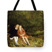 The Lost Path Tote Bag
