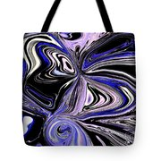 The Lost Statue Abstract Tote Bag