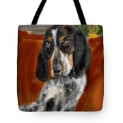 The Lounger Tote Bag