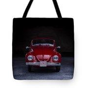 The Love Bug Square Tote Bag