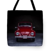 The Love Bug Square Tote Bag