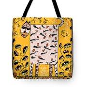 The Love Cat Tote Bag
