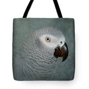 The Love Of A Gray Tote Bag