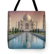 The Love Of Taj Tote Bag