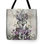 The Love Of The Two Souls Tote Bag