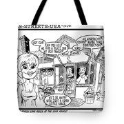 The Love Shack Tote Bag