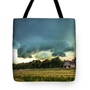 The Lowering Tote Bag