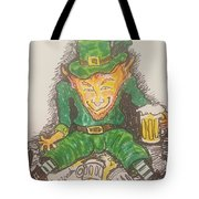 The Luck Of The Irish Tote Bag