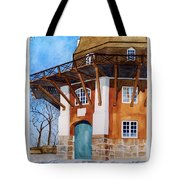 The Lumby Mill Tote Bag