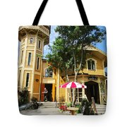 The Lyre  Tote Bag