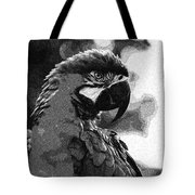 The Macaw Tote Bag