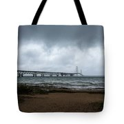 The Mackinac Bridge Tote Bag