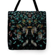 The Maddening Crowd Tote Bag