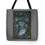The Maddening Hatter Tote Bag