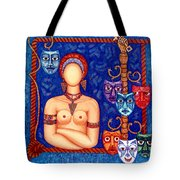 The Madwoman Tote Bag