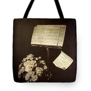 The Maestro's Passing Tote Bag