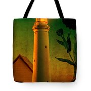 The Magic Lighthouse Tote Bag