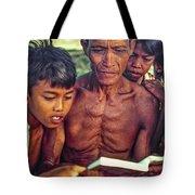 The Magic Of Books Tote Bag