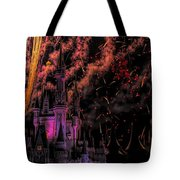 The Magic Of Disney Tote Bag
