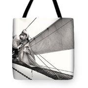 The Magic Of Sail Tote Bag