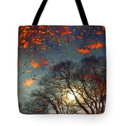 The Magic Puddle Tote Bag