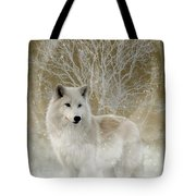 The Magical Wolf Tote Bag