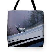 The Magnificent Elk Tote Bag