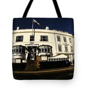 The Magpie Cafe Tote Bag