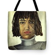 The Maid Of Orleans Tote Bag