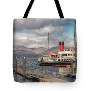 The Maid Of The Loch Tote Bag