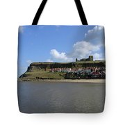 The Majestic East Cliff Tote Bag