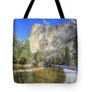 The Majestic El Capitan Yosemite National Park Tote Bag