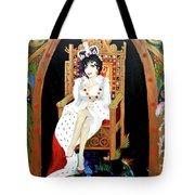 The Majestic Joan Collins D B E Tote Bag
