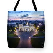 The Majestic Koenigplatz Tote Bag
