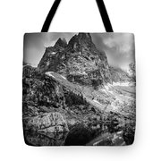 The Majesty Of Mountains Tote Bag