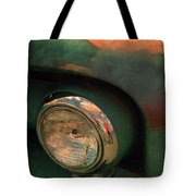The Man At The Car Show Tote Bag