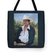 The Man From The Valley Tote Bag
