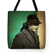 The Man In The Hat Tote Bag