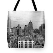 The Manhattan Skyline Tote Bag