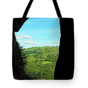 The Manifold Valley From Thor's Cave Tote Bag