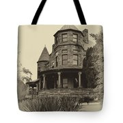 The Manor House Tote Bag