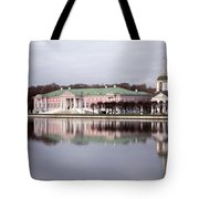 The Manor Of Kuskovo, Moscow Tote Bag