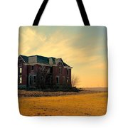 The Mansion Tote Bag