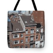 The Many Layers Of Brussels Tote Bag