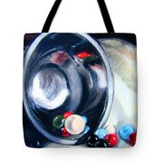 The Marble Bowl Tote Bag